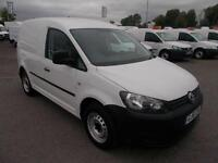 Volkswagen Caddy 1.6 Tdi Bluemotion Tech 102Ps Van DIESEL MANUAL WHITE (2011)