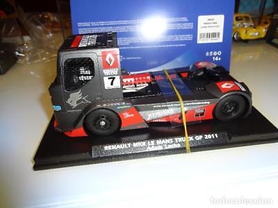 OFERTA Flyslot Ref. 206101 RENAULT MKR LE MANS TRUCK GP 2011