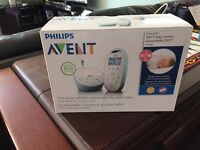 FOR SALE: Philips Avent Baby Monitor