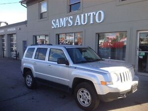 2012 Jeep Patriot Sport CERTIFIED & E-TESTED