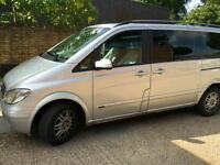 2006 7 SEATER MERCEDES VIANO