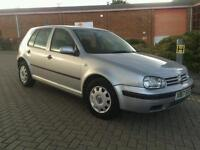 Vokswagen Golf 1.6 Automatic Low Mileage