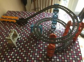 Thomas track master Sodor Spiral Expansion pack
