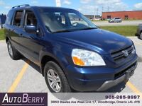 2004 Honda Pilot EX 4WD *** Certified and E-Tested *** $4,999