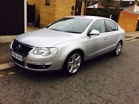 vw passat 2.0 tdi sport 140bhp 2006 fully loaded auto hold in great condition