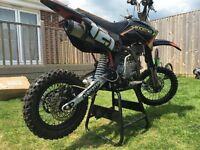 Demon XLink 160cc motorcross bike for sale or swap