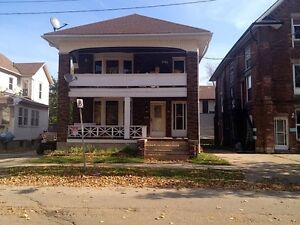 Spacious downtown 2 bdrm character apartment