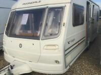 Avondale eagle fixed bed 2003 touring caravan