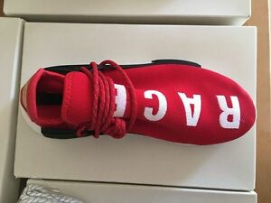 "adidas Originals ""Human Race"" NMD Size 10.5 Red"