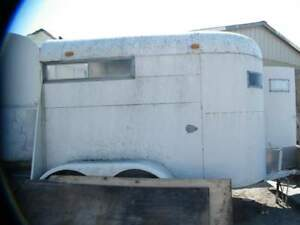 LOOKING FOR  PROJECT HORSE TRAILERS- BUMPER PULL ONLY