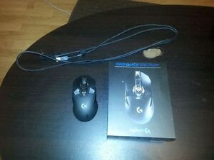 logitech g900  professional grade wireless gaming mouse
