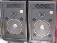 JBL / ASS PA Speakers