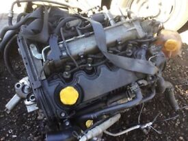 VAUXHALL 1.9 (Z19 DT) 2009, ENGINE, FOR SALE