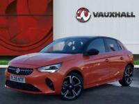 2020 Vauxhall Corsa 1.5 Turbo D Elite Nav Premium Hatchback 5dr Diesel Manual s/