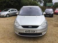 2009 Ford Galaxy 2.0TDCi ( 140ps ) Ghia NEW ENGINE from fords