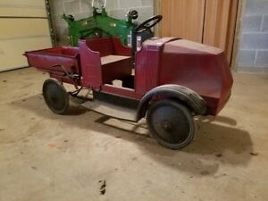 Pedal car, plane, tractor, tricycle, wagon etc