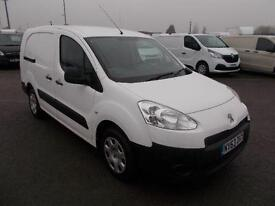 Peugeot Partner L2 750 S 1.6 Hdi 92 Van DIESEL MANUAL WHITE (2013)