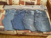 bundle jeans age 9