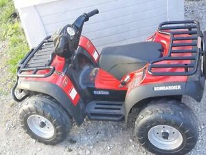 Kids  Atv - Battery operated