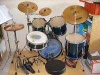 Tama Rockstar Drumkit Not Pearl, DW, Premier, Mapex