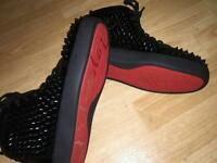 Christian louboutin mens high tops