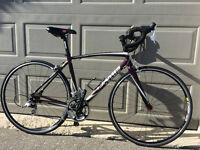 Jamis Ventura Femme road bike with upgrades 51 cm, $525
