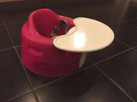Bumbo Combi Floor Seat Pink High Chair