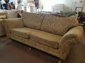 Beautiful patterned 2+3 seater sofas