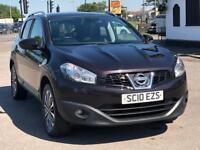 2010 Nissan Qashqai 2.0 2WD CVT Tekna -- Automatic -- Part Exchange Welcome