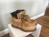 Caterpillar Steel Toe Boots - Size 11