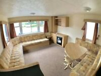 Static caravan at Billing Aquadrome newly available, call Rory 07930626179