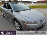 2006 Mazda MAZDA6 GS *** Certified & E-Tested *** ** SOLD **