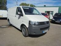 Volkswagen Transporter T28 84ps Tdi Van Sld DIESEL MANUAL WHITE (2013)