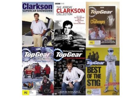 TOP GEAR COLLECTION $6.00 EACH