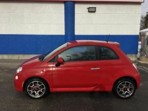 2013 Fiat 500 Sport + Ext Warranty - Clean History