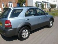 Kia Sorento Good Condition 7 months MOT many extras