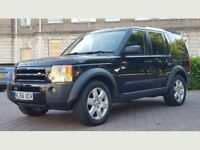 Land Rover Discovery 3 2.7 TD V6 HSE SUV 5dr Diesel Automatic((FSH+SAT NAV+9M MOT+3 MONTHS WARRANTY)