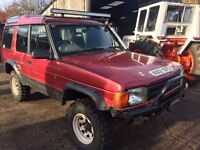 Land Rover Discovery TD300 (engine rebuild to 100,000) £1750 ono