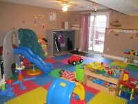 Child Care Spaces Available