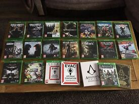 Xbox one games used no holding newington pick up