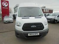 Ford Transit T350 2.2 Tdci 100Ps H3 Van DIESEL MANUAL WHITE (2014)