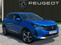 2021 Peugeot 3008 1.2 Puretech Allure Premium Suv 5dr Petrol Manual s/s 130 Ps E