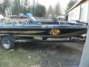 Pro Craft Bass Boat & Trailer