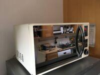 Russell Hobbs RHM2382CNS 23L Digital 800w Solo Microwave Cream [Energy Class e]