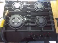 AMICA gas hob, 80£, collection only