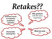 GCSE / A-Level Maths Retakes