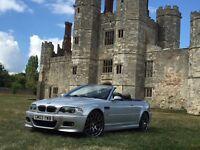For Sale BMW M3 E46 convertible SMG