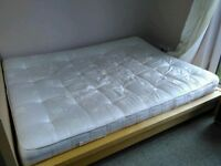 Double Bed in very good condition for sale