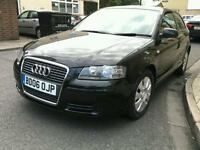 2006 black Audi a3 Special Edition Only ##2395