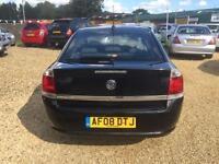 2008 Vauxhall Vectra 1.8i VVT ( 140ps ) Design